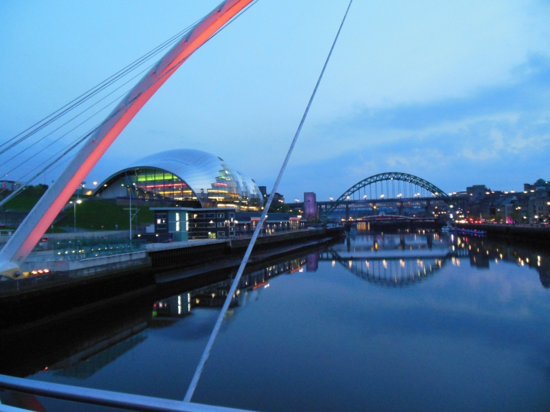 River Tyne and Sage